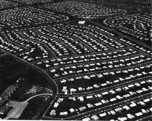 This Levittown was built in Pa just after the war.....